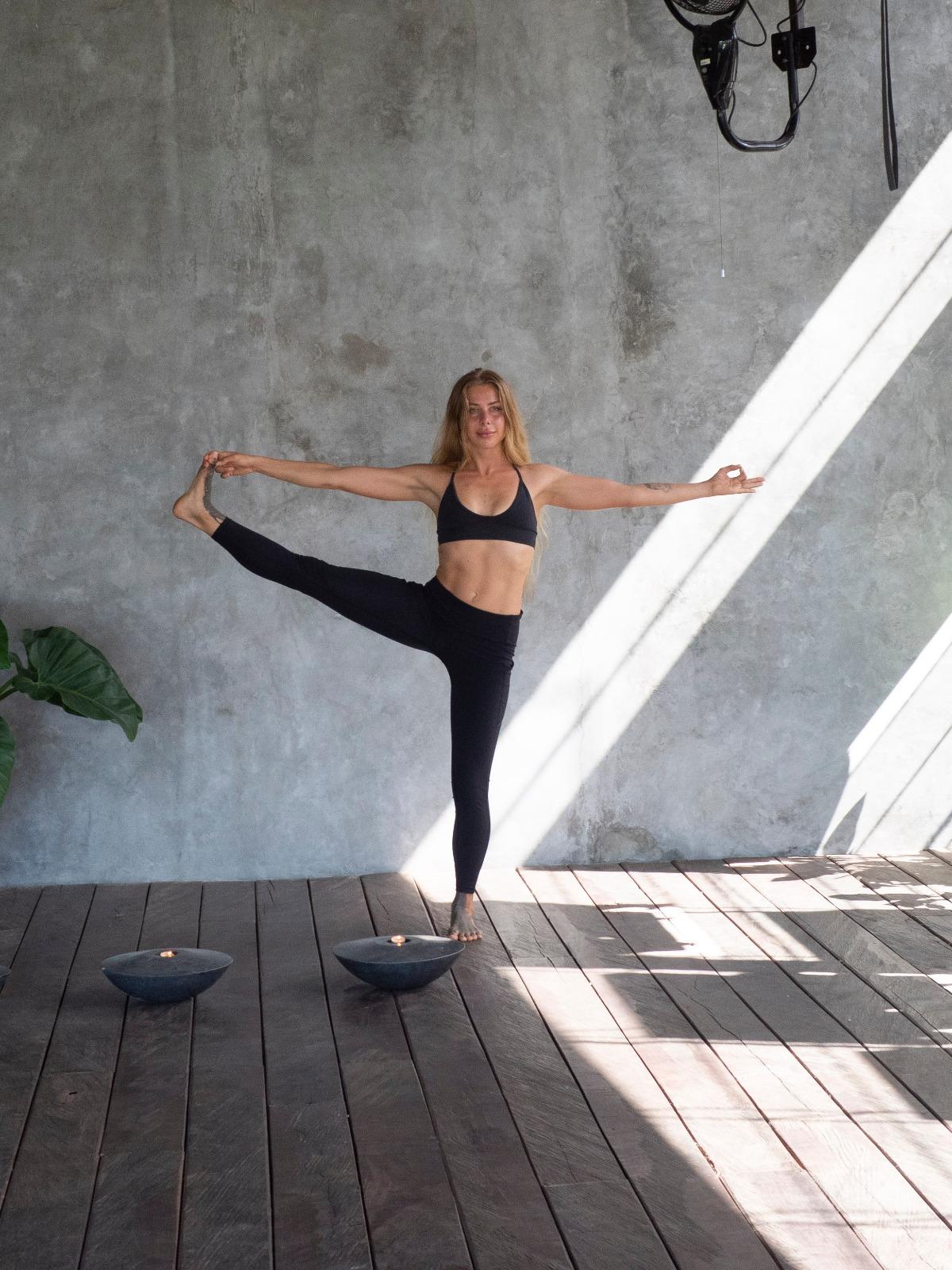 Yoga Postures (Asana)