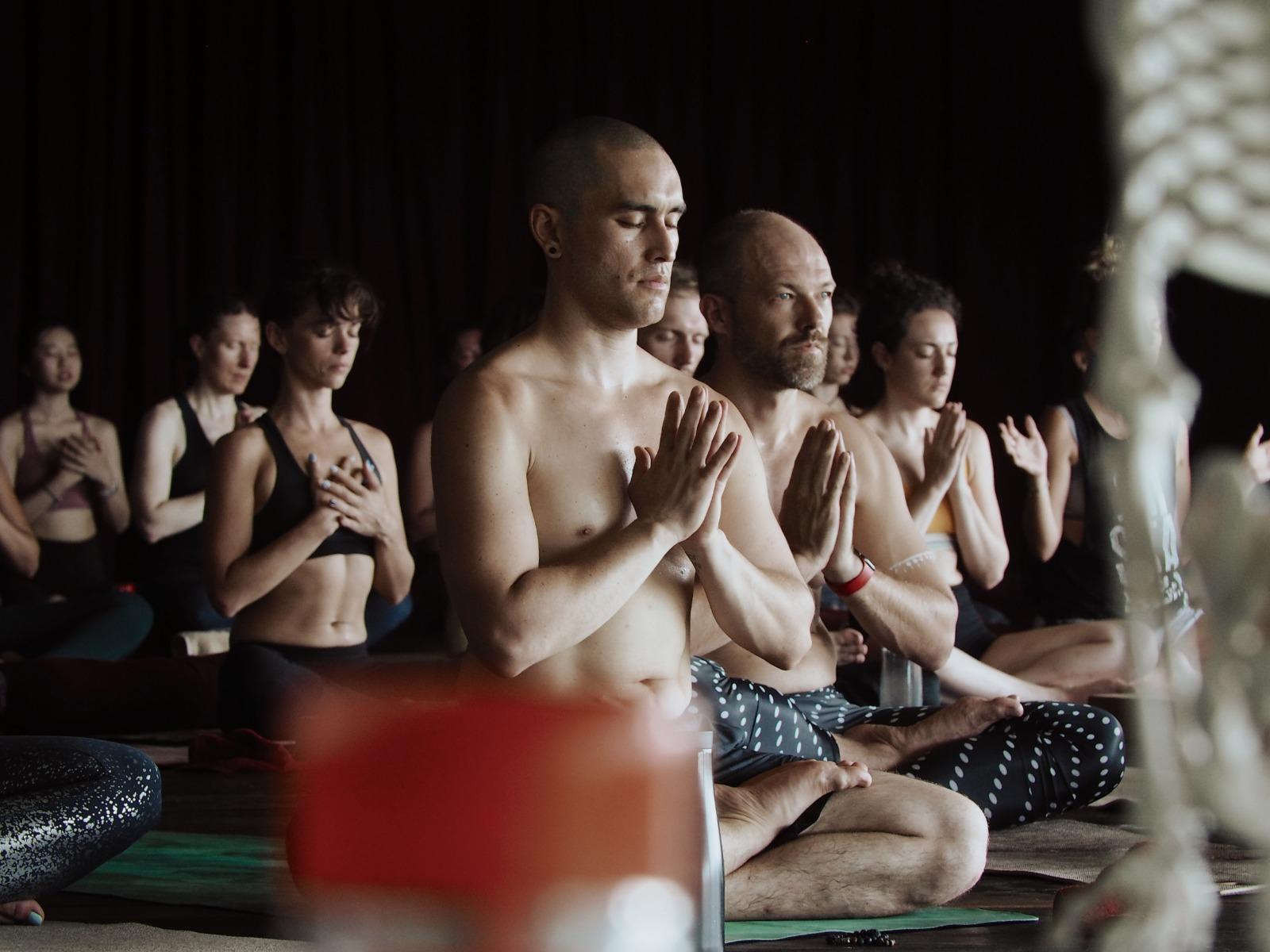 Recitation of Sacred Sound (Mantra Chanting)